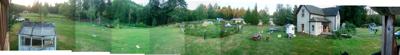 Yard panorama