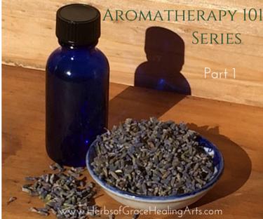 Aromatherapy 101- The Basics