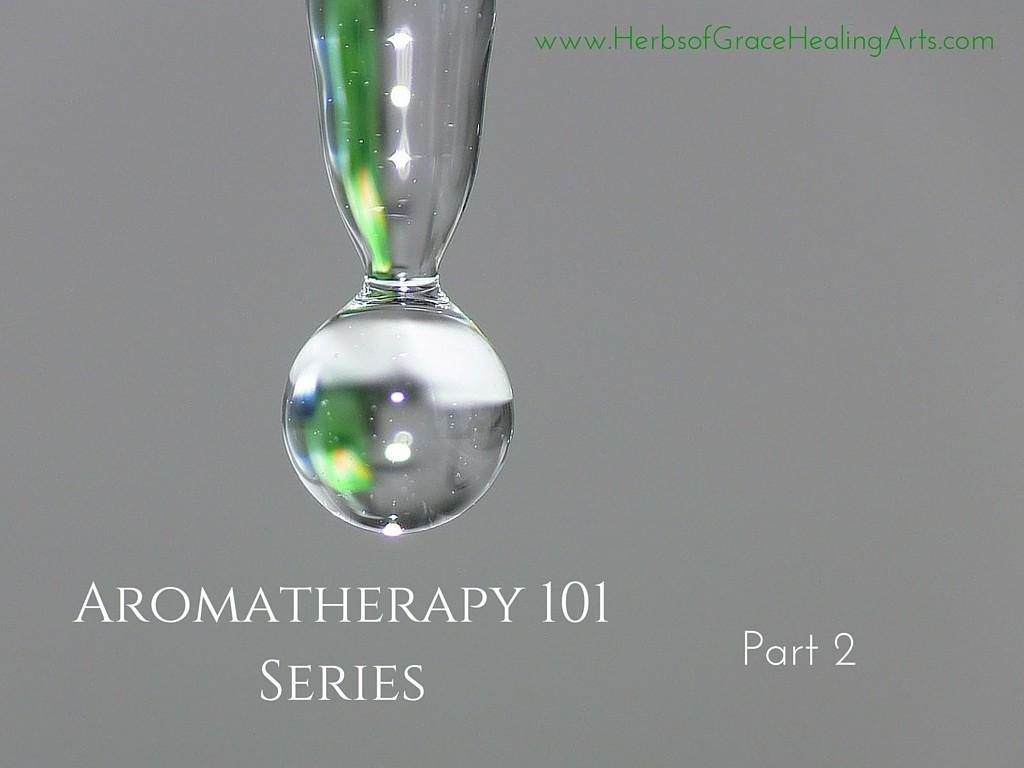 Aromatherapy 101 Series(1)