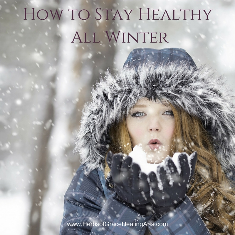 How to Stay Healthy All Winter
