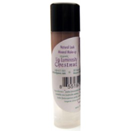 Vegan Lip Balm, Lip Luminosity: Chestnut
